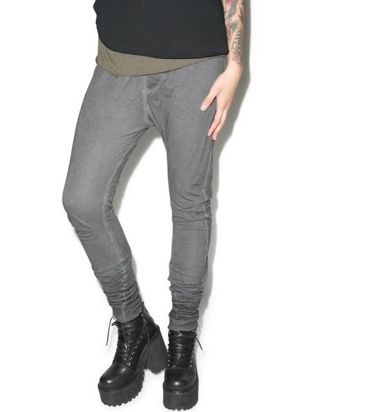 Barbara I Gongini Dirty Jersey Pants