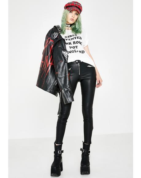 Deja Boo Skinny Jeans