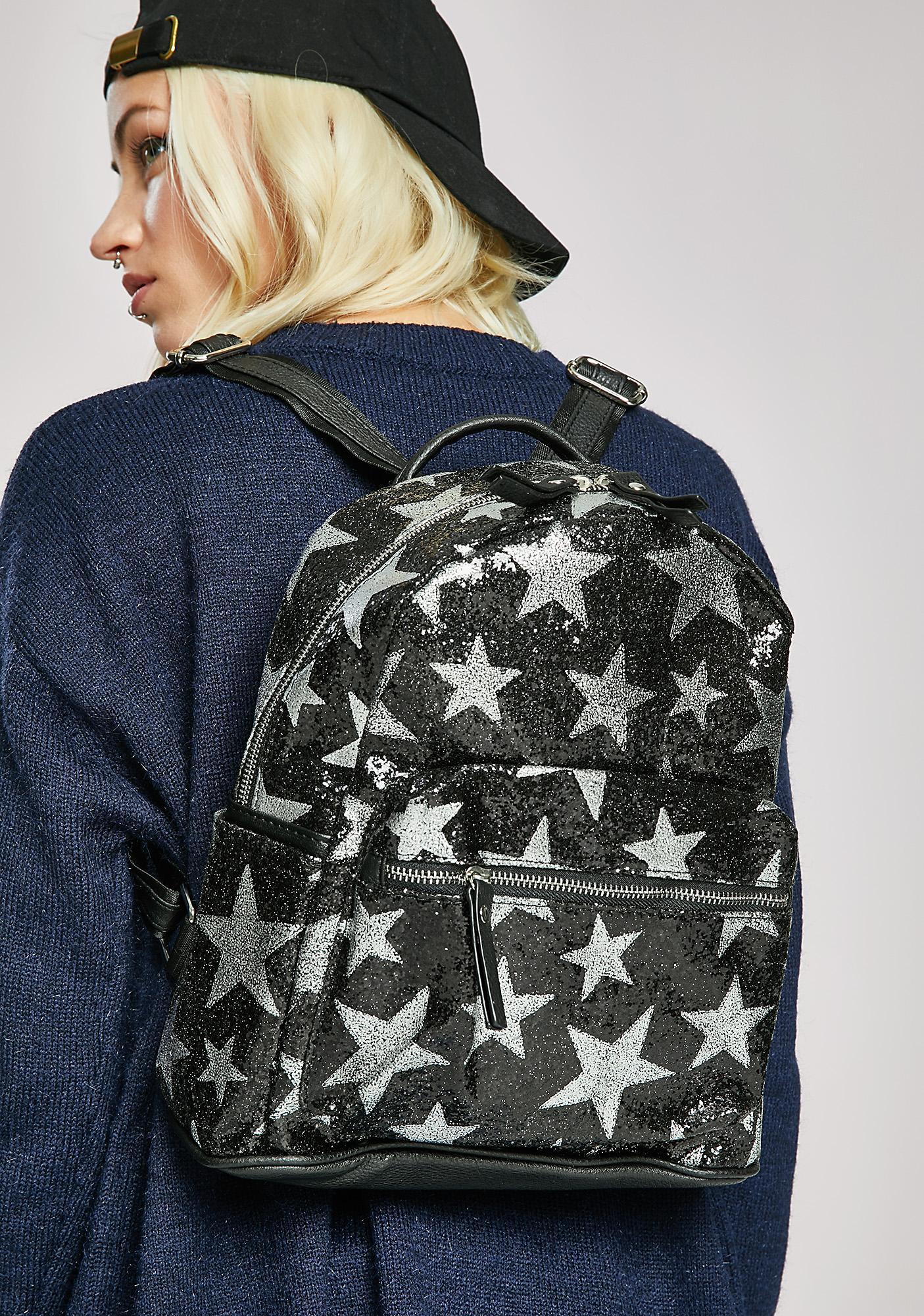 Stargazin' Glitter Backpack