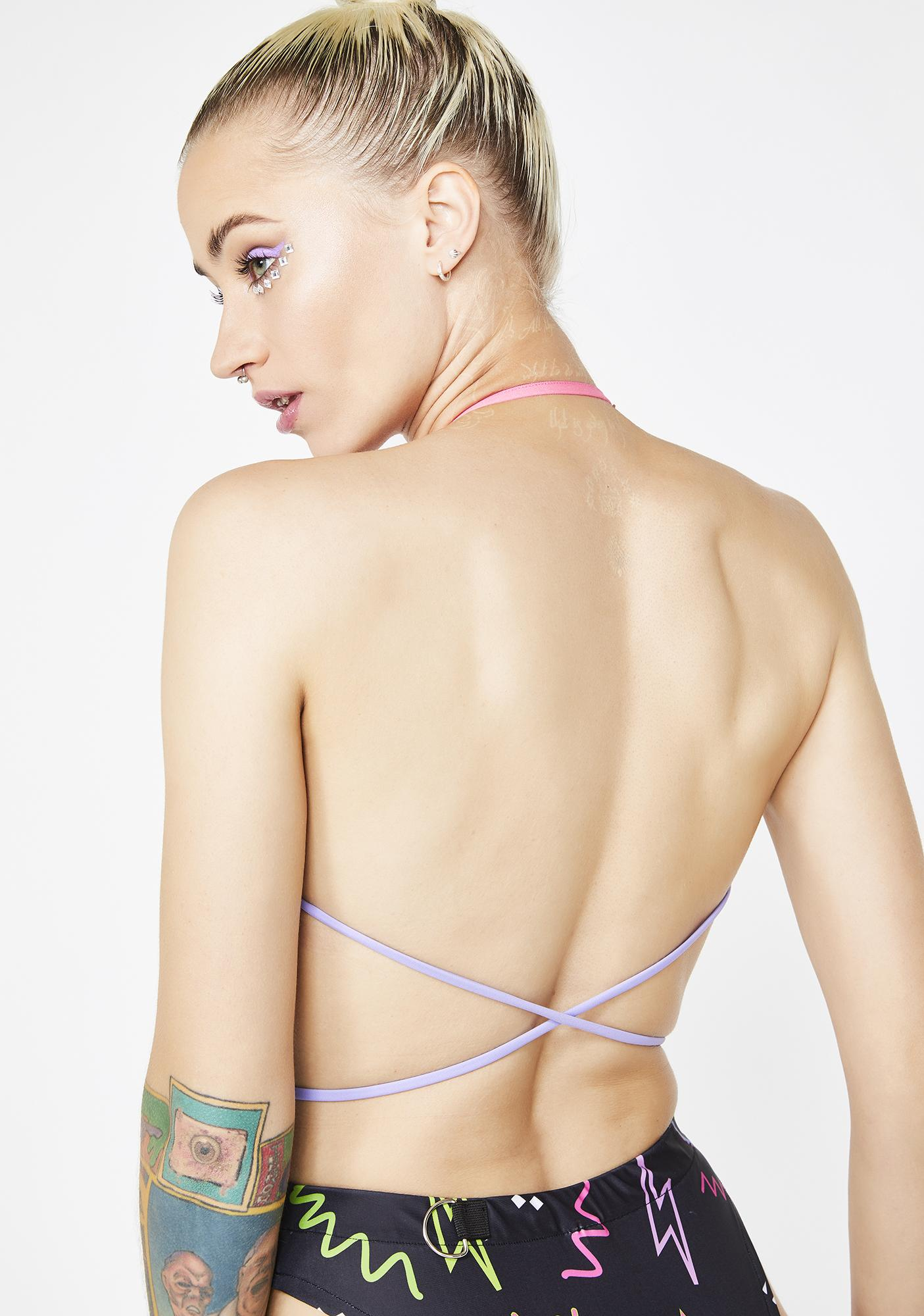 GoGuy Memphis Wrap Around Bralet