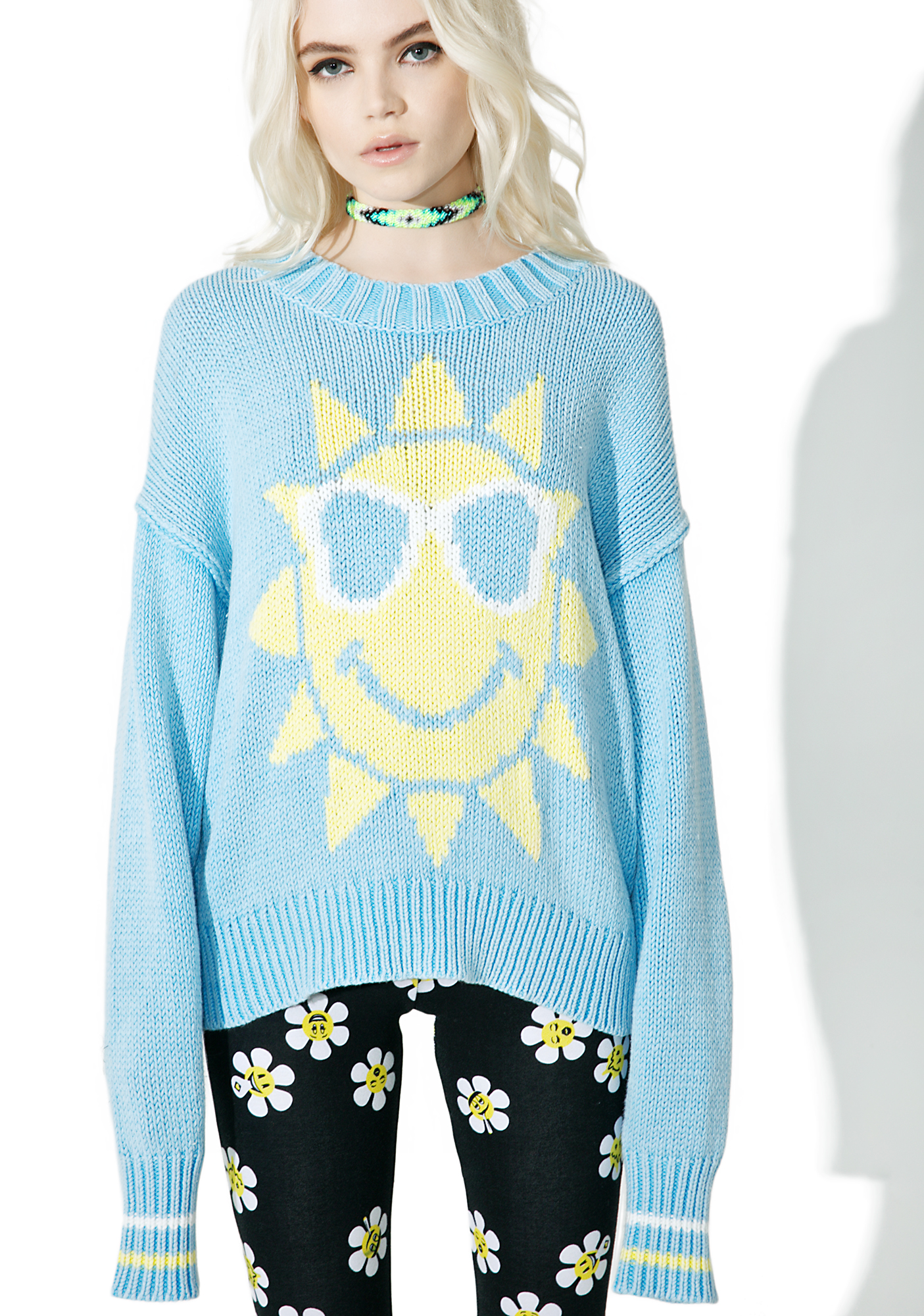 Wildfox Couture Hello Sunshine Sweater