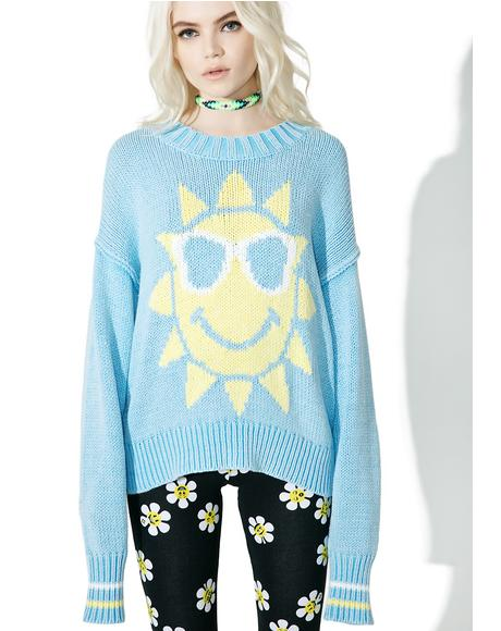 Hello Sunshine Sweater