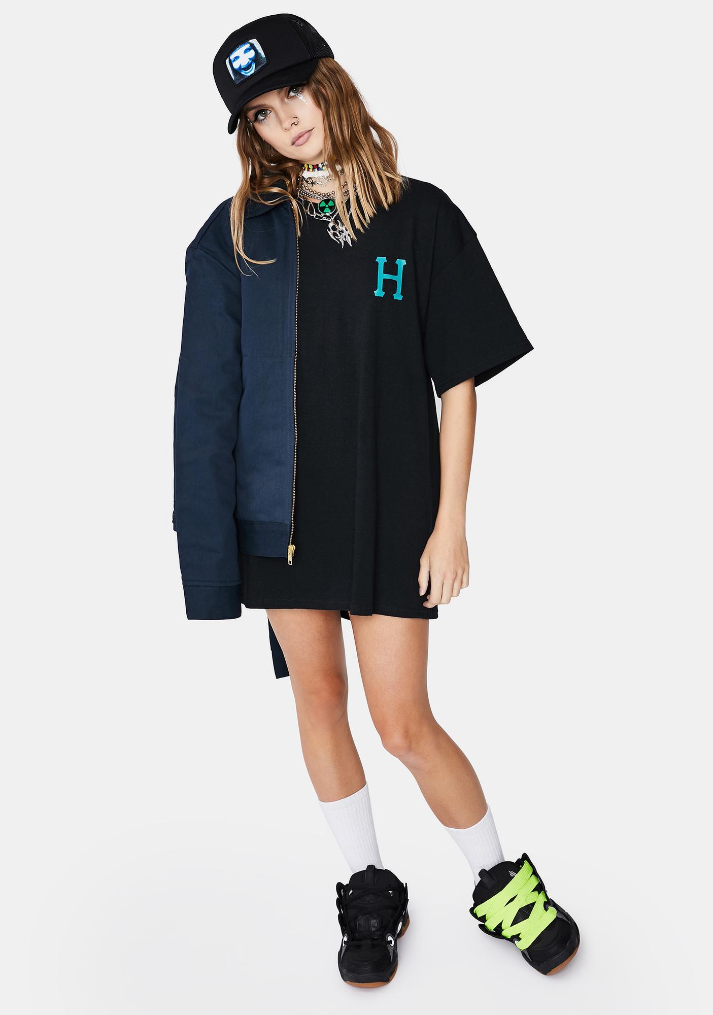HUF Planta Classic H Short Sleeve Graphic Tee