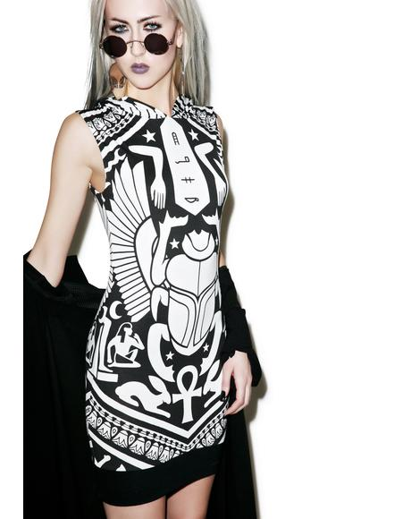 Scarab Dress