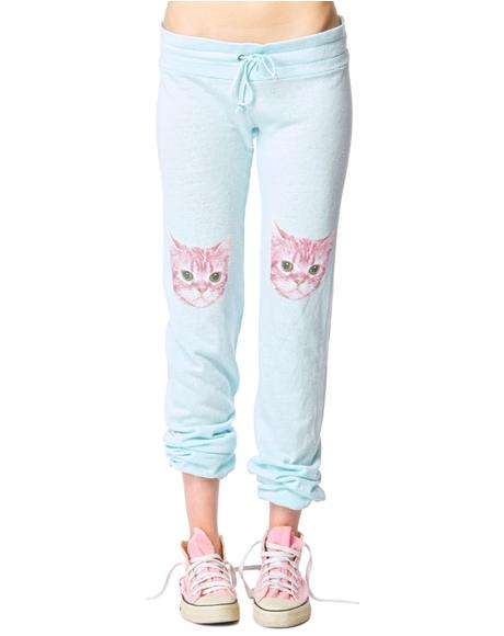 Party Cat Malibu Skinny Sweat Pants
