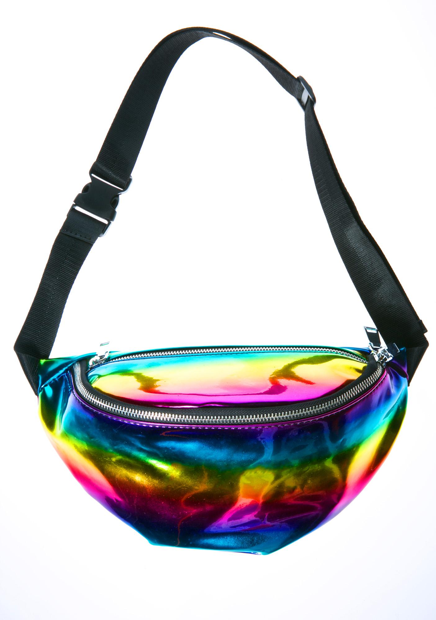 Current Mood Delirium Fanny Pack