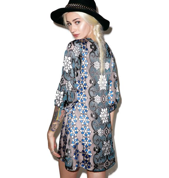 For Love & Lemons Teresa Dress