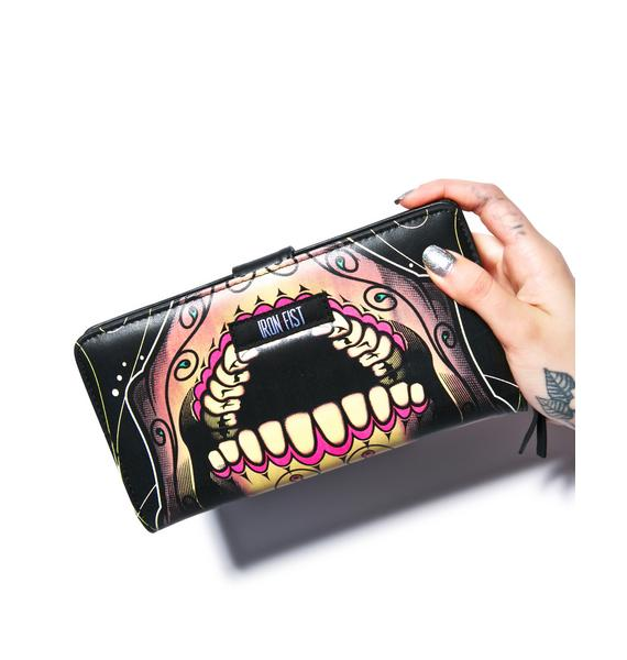 Iron Fist Sugar Daddy Wallet