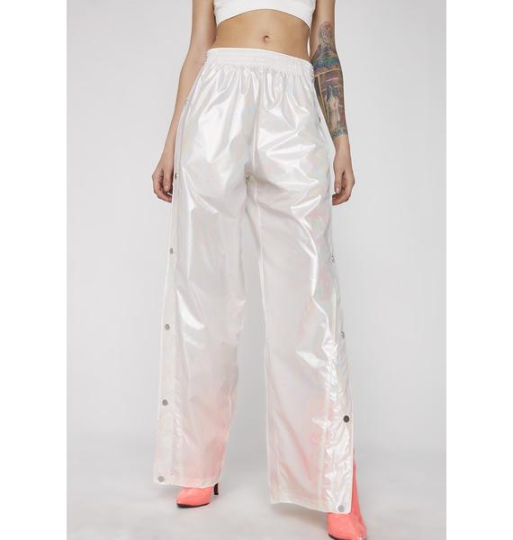 Club Exx x Spirit Sisters Iridescent Track Pants