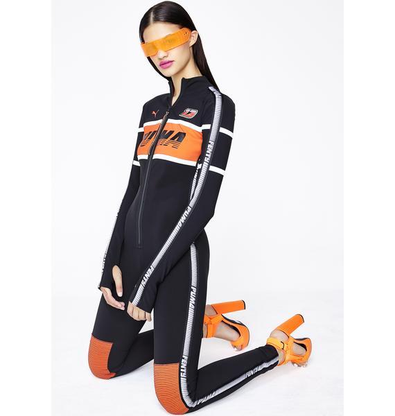 PUMA FENTY PUMA By Rihanna Fitted Racing Suit
