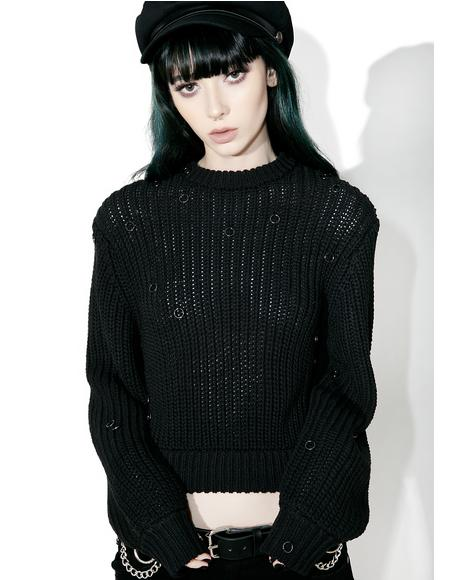 Provoke Knit Sweater