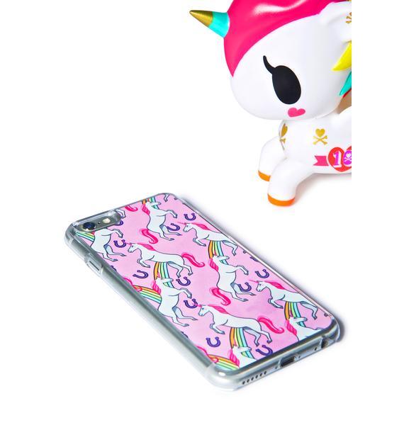 Lucky Unicorns iPhone 6 Case