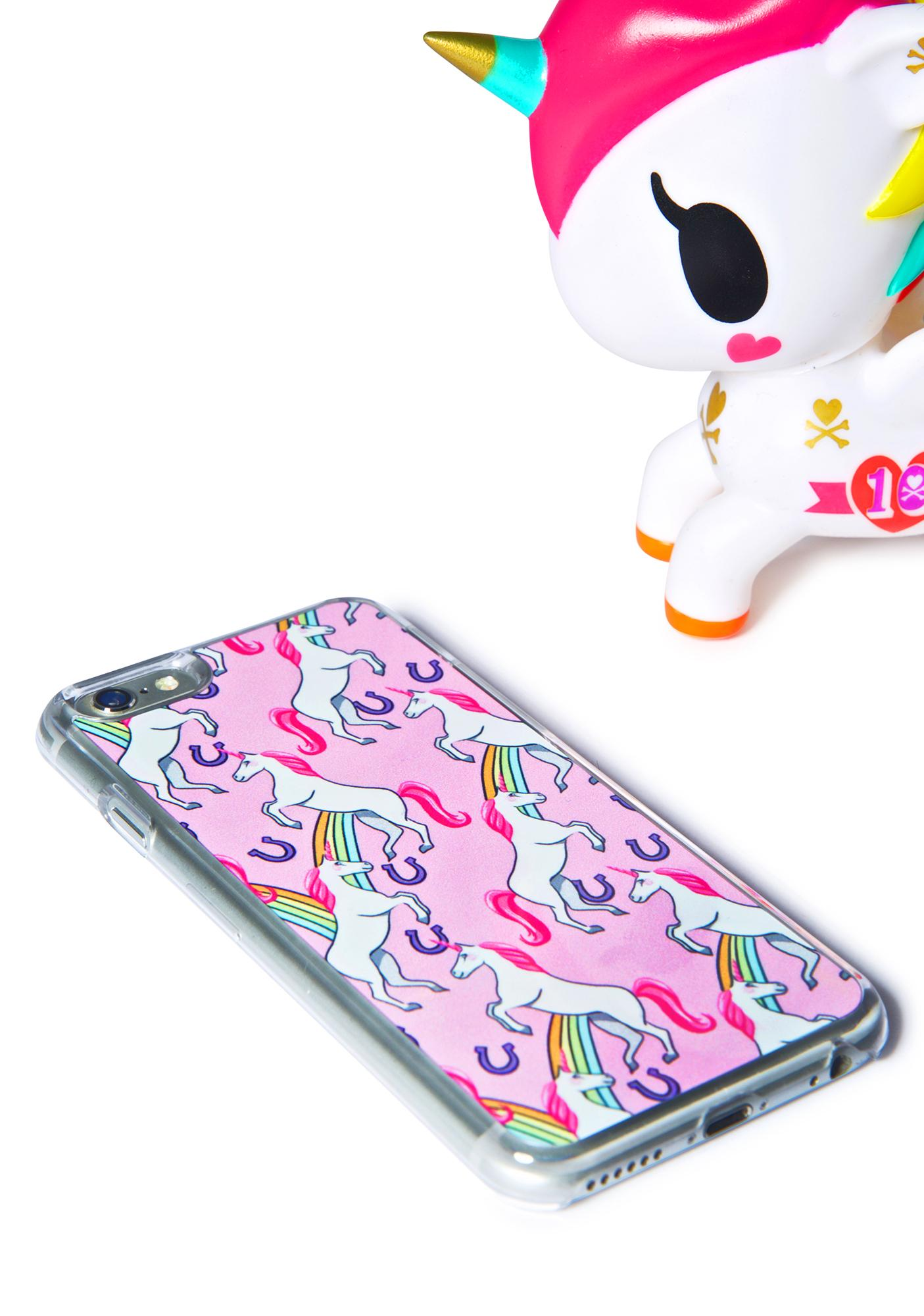 Lucky Unicorns iPhone 6 Case