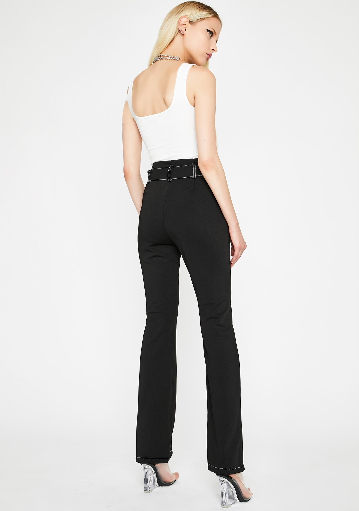 Hot Brag Wide Leg Pants