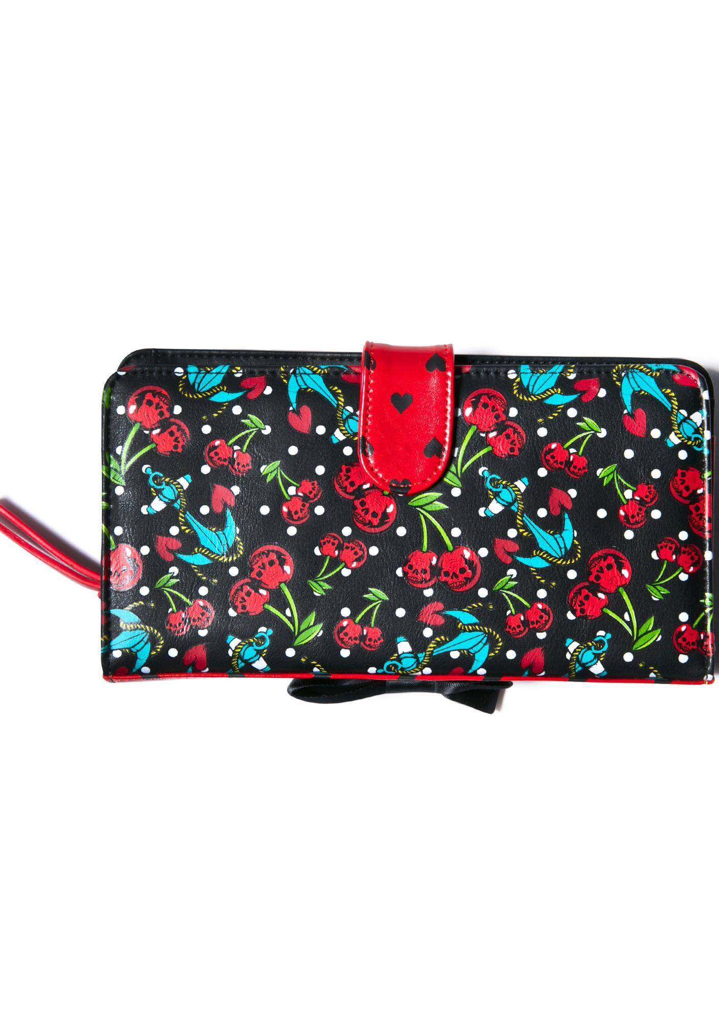Iron Fist Cherry Glazer Wallet