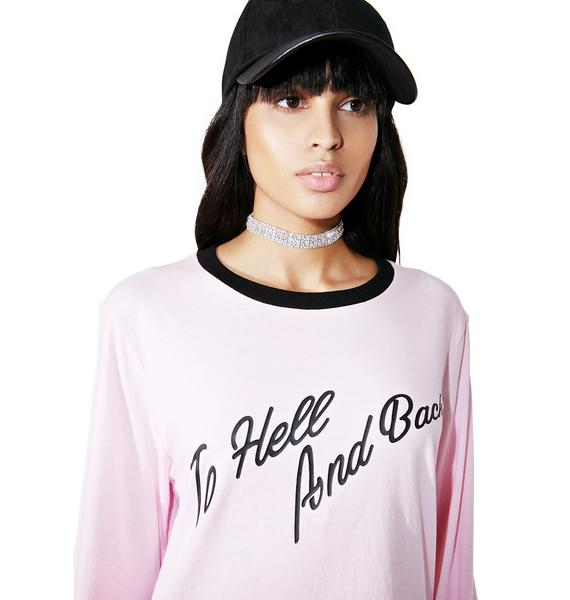 Nana Judy To Hell & Back Top