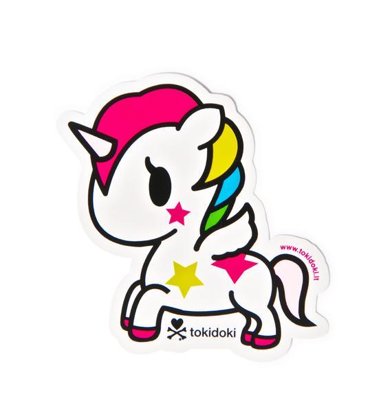 Tokidoki Stellina Sticker