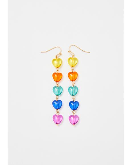 Easy To Love Dangle Earrings