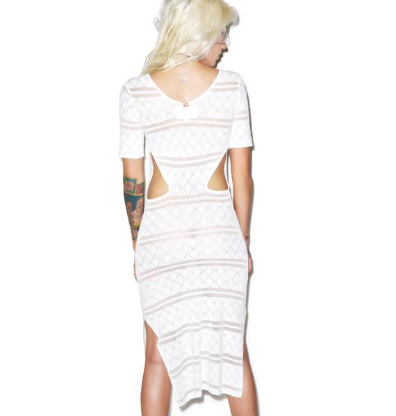 For Love & Lemons Joni Knit Dress