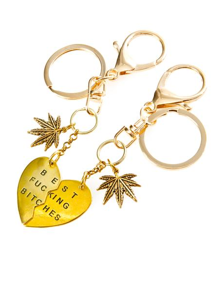 Best Blazed Keychain Set