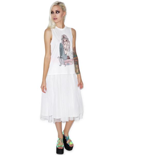 Valfré Mermaid in a Can Muscle Tee