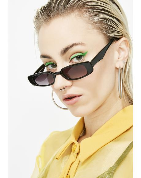 Wicked Look Alive Tiny Sunglasses