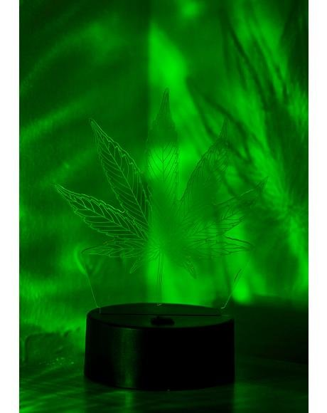 Northern Lights Color Changing Lamp