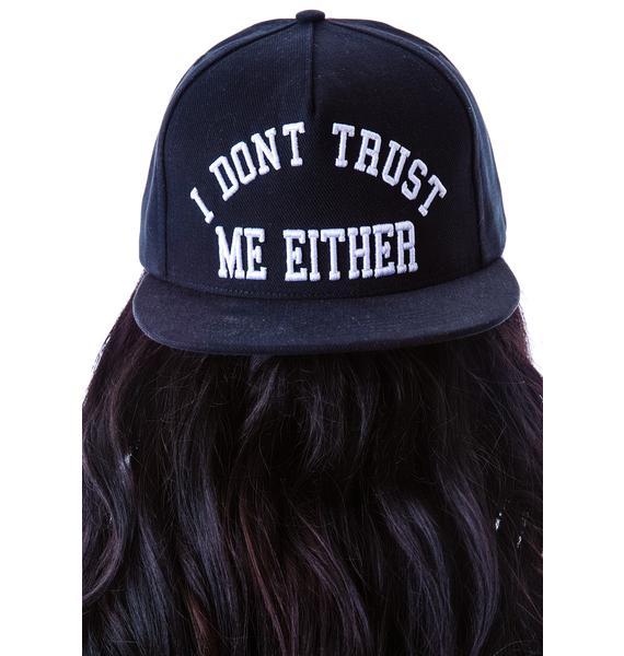 UNIF I Don't Trust Me Hat