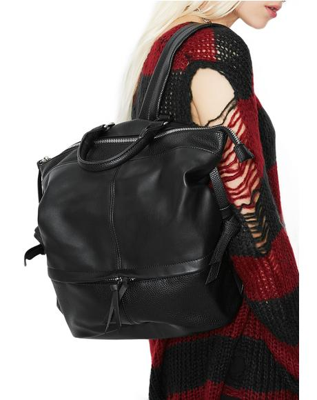 Jam Packed Purse Backpack