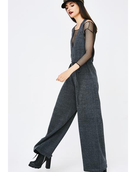 Imaginary Friend Knit Jumpsuit