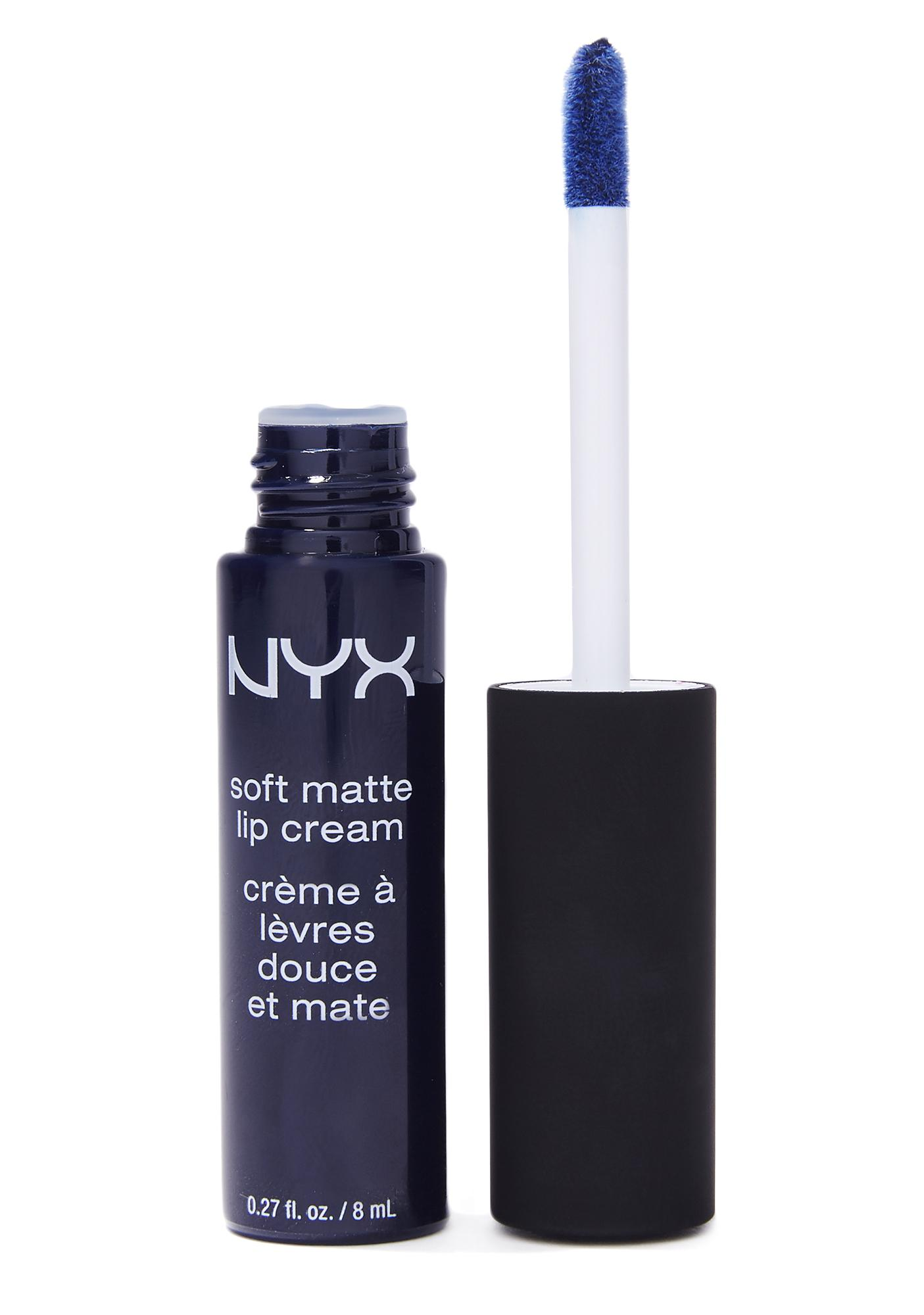 NYX  Moscow Soft Matte Lip Cream