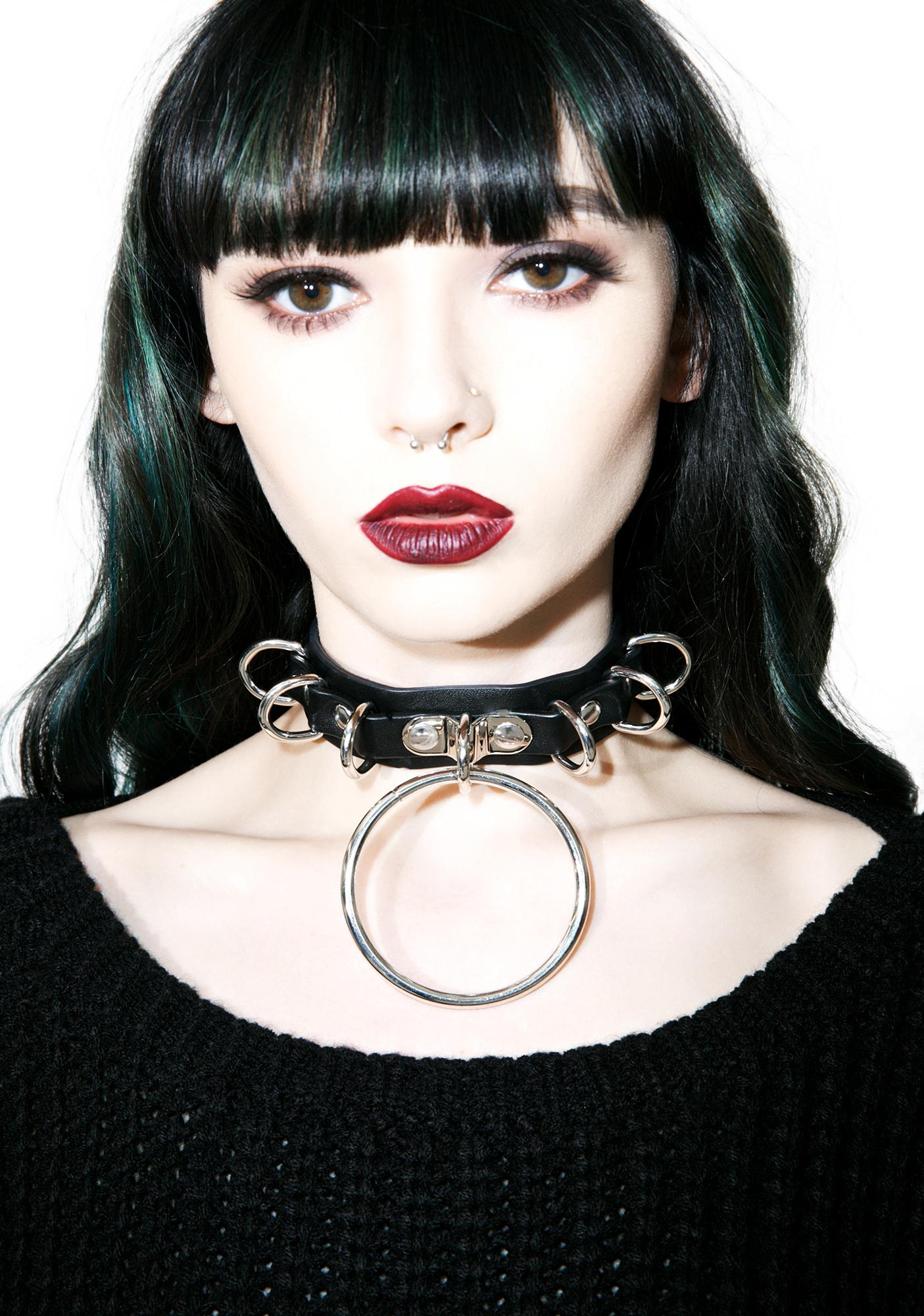 Killstar Full Fury Choker