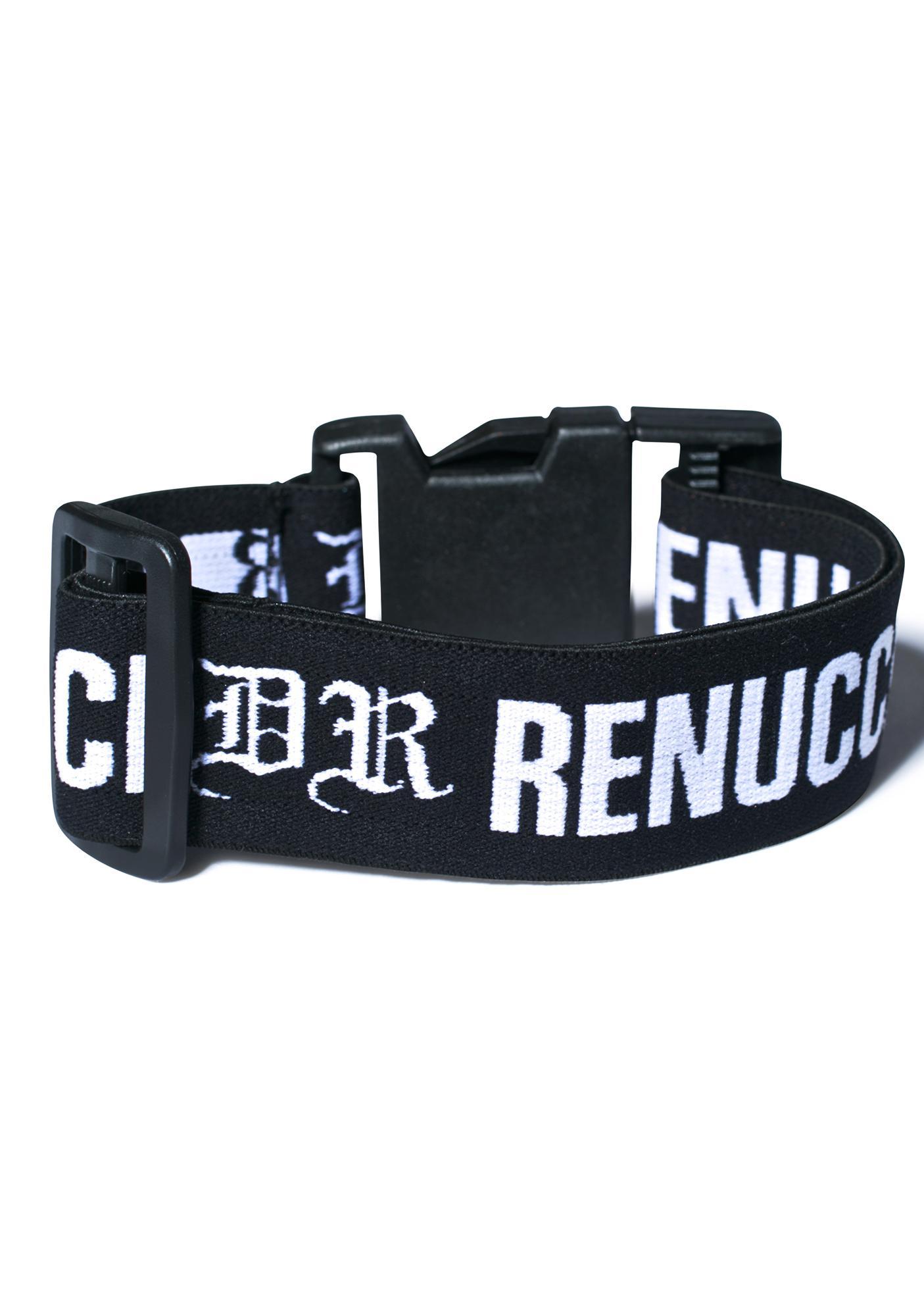 Demian Renucci DR Strap Choker
