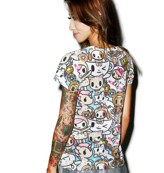 Tokidoki Super Jelly Tee