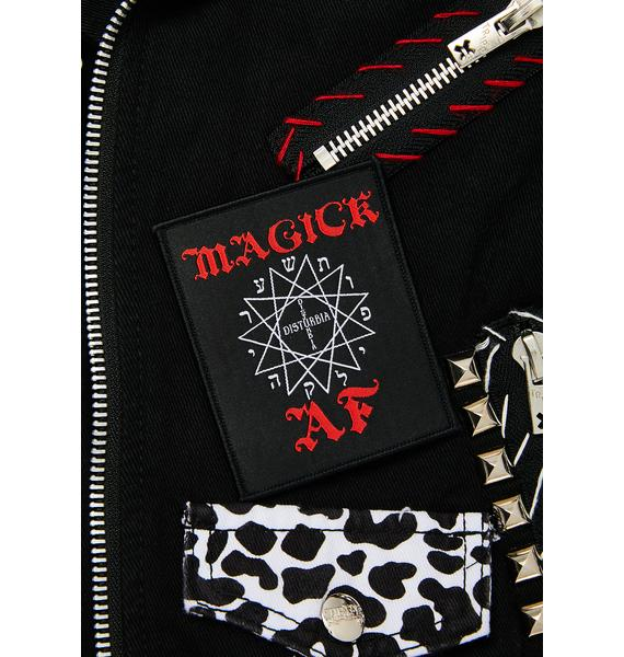 Disturbia Magick Patch