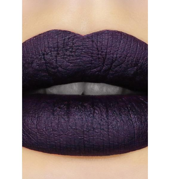 Sugarpill Dark Sided Pretty Poison Lipstick