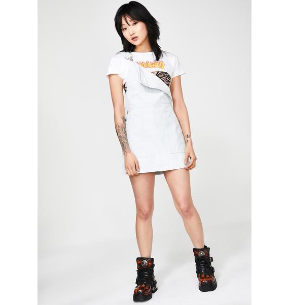 Tomboy Diva Overall Dress