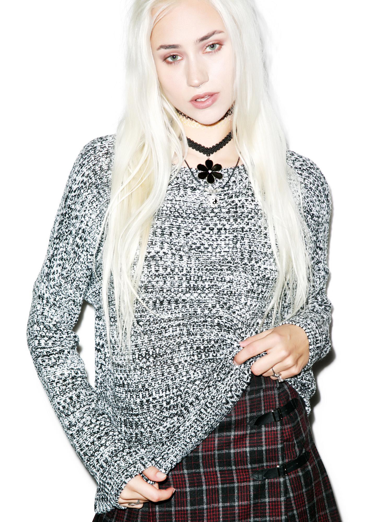 Static Sweater