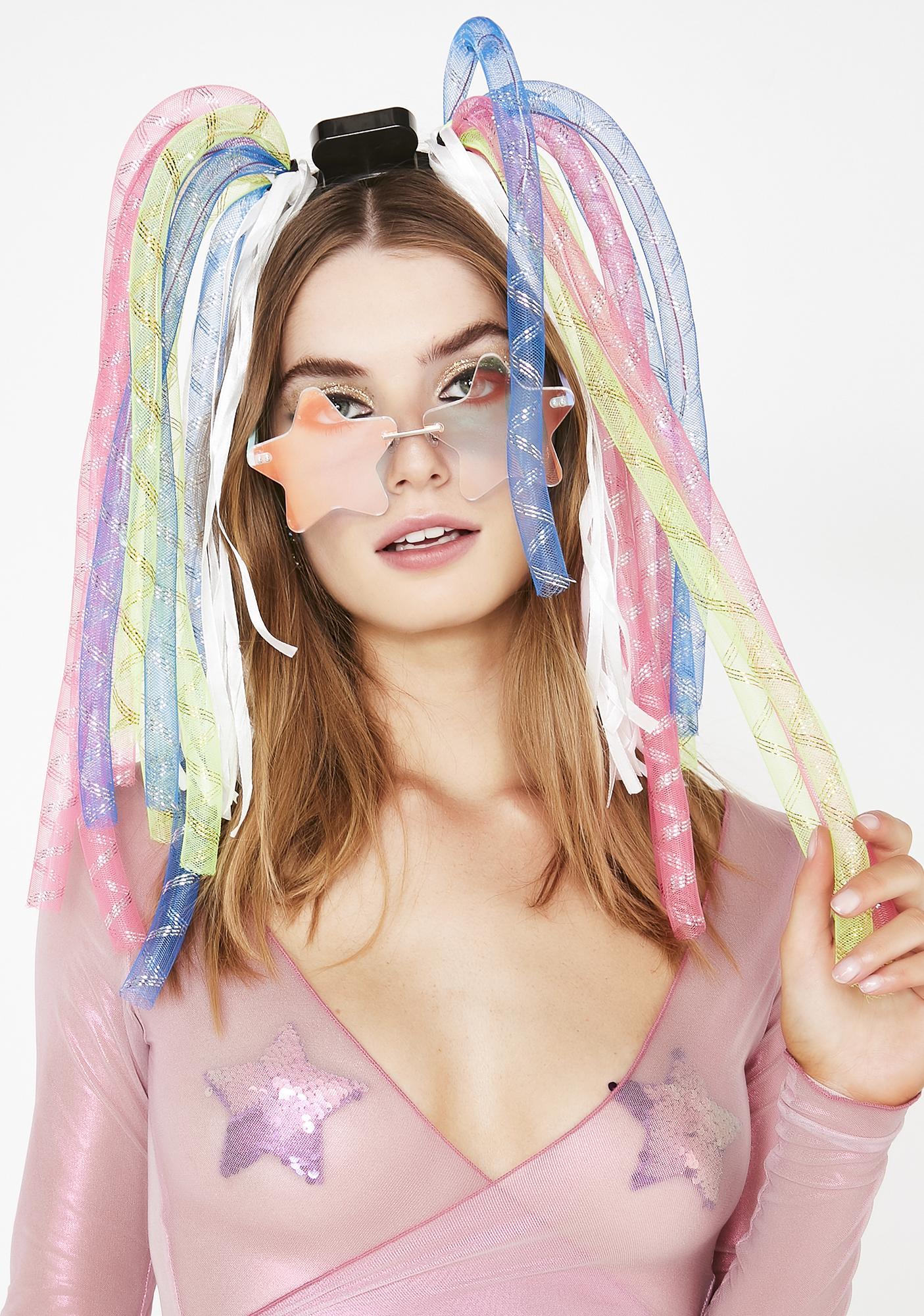 Quirky Queen Light Up Headband