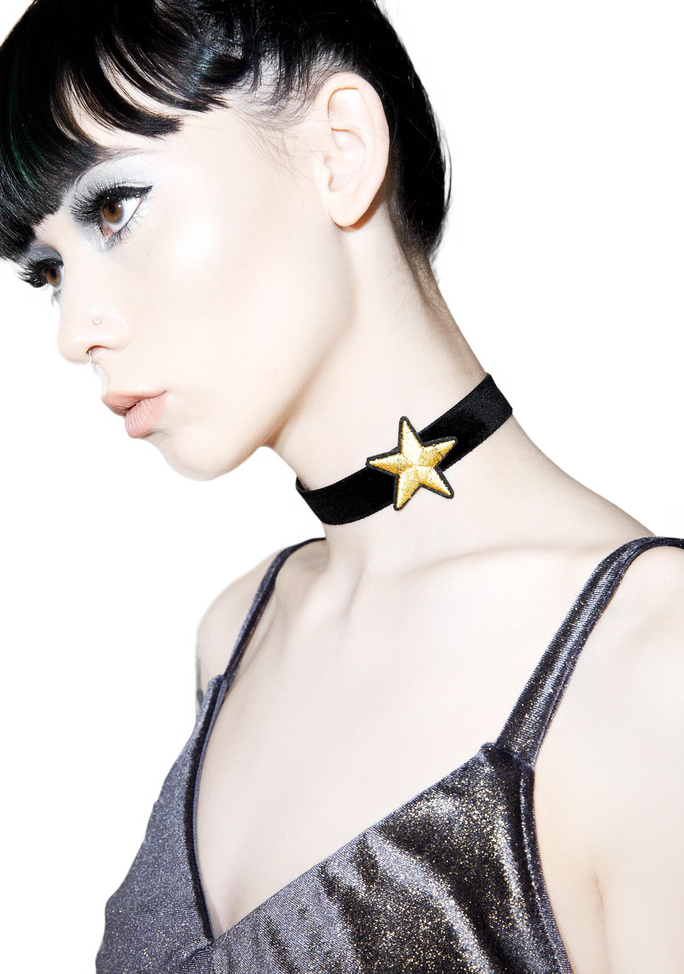 Love And Madness Charlie's Angel Choker