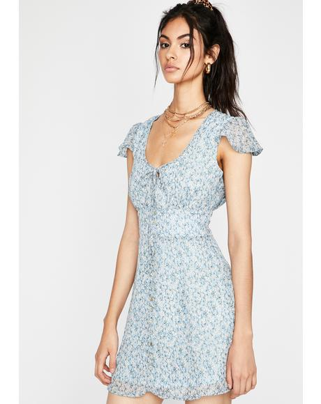 Hopeful Romantic Floral Dress