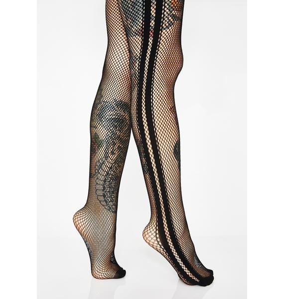 Speed Sprint Side Stripe Tights
