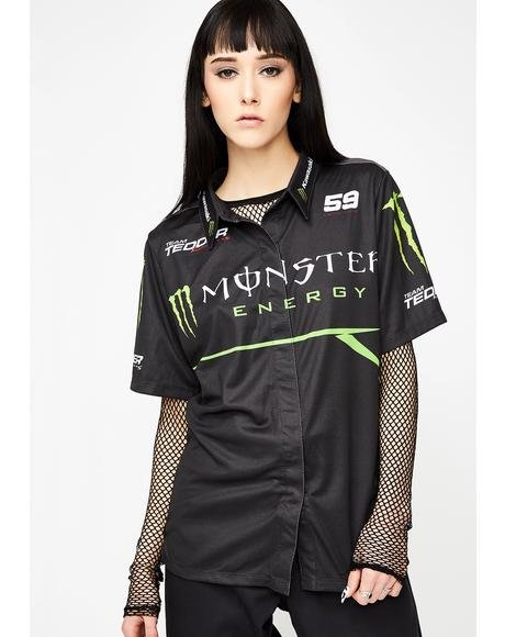 Vintage Monster Shirt