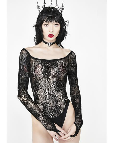 Haute Passion Lace Bodysuit