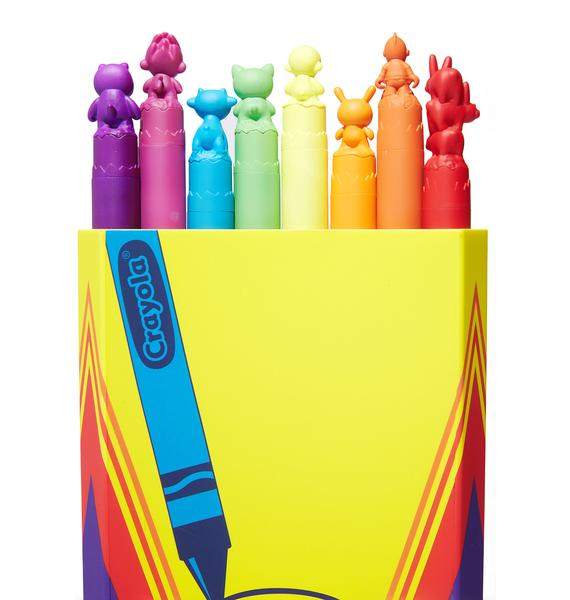 Kidrobot Crayola Carvola Medium Figure