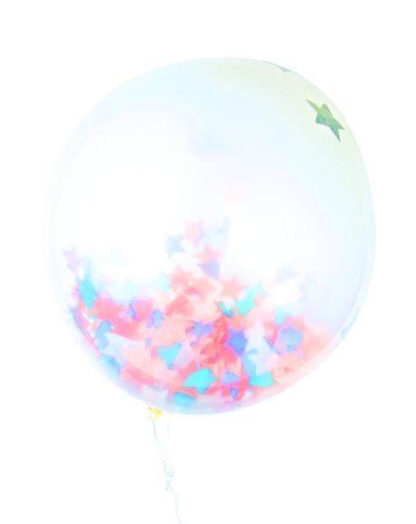 Party Maker Confetti Balloon Set