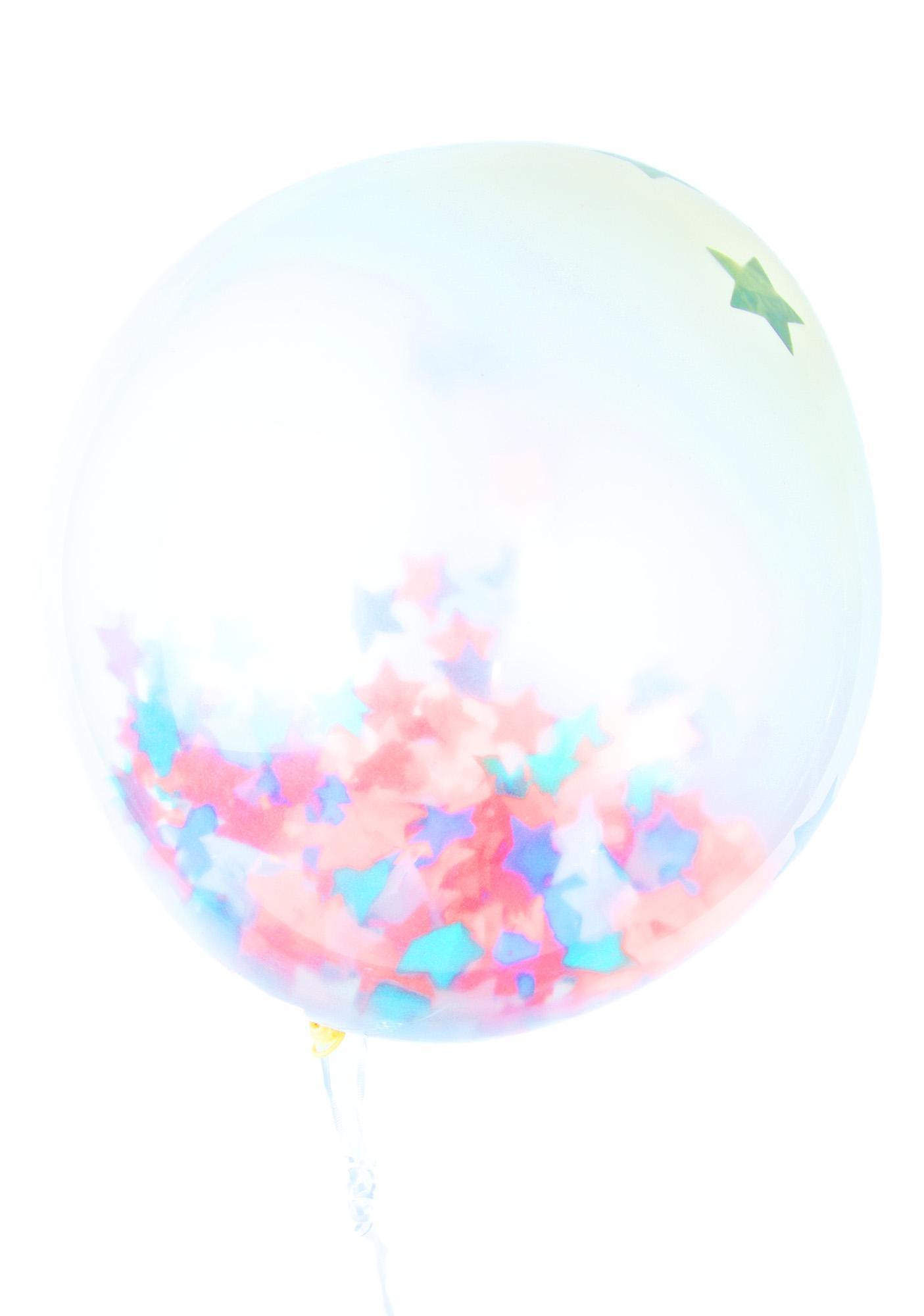 Party Maker Confetti Balloon Set