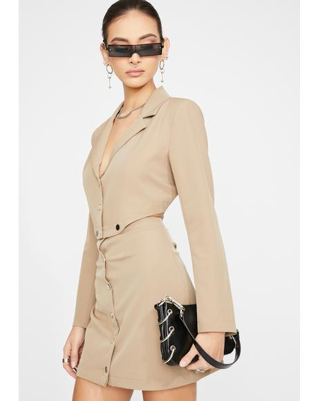 Valerie Blazer Dress