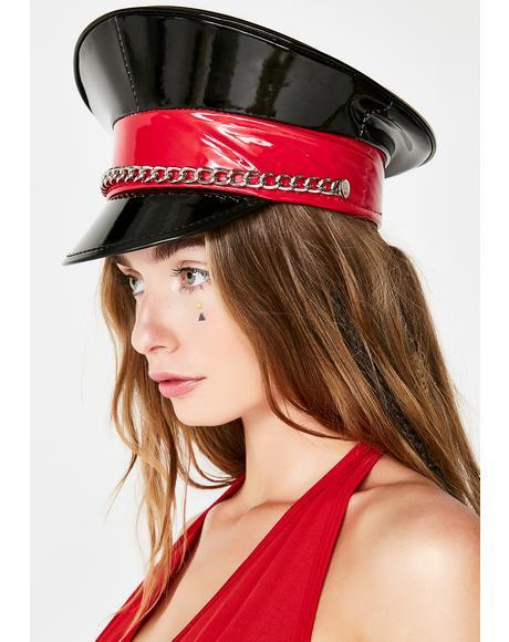 Mischief N' Mayhem Captain Hat
