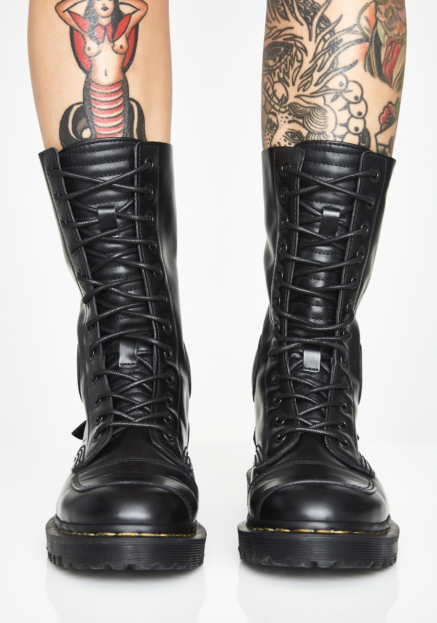 Dr. Martens Neilson Combat Boots